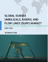 Subsea Umbilicals, Risers, and Flow Lines Market by Product and Geography - Forecast and Analysis 2020-2024
