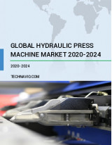 Hydraulic Press Machine Market by End-user and Geography - Forecast and Analysis 2020-2024