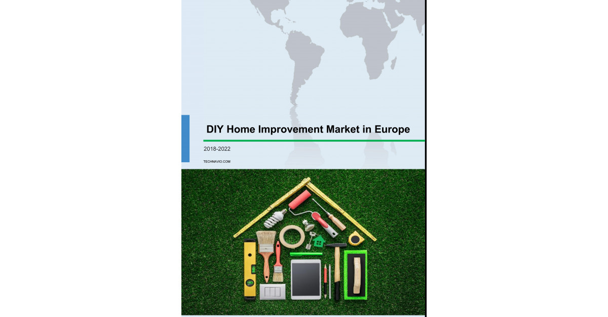 Diy Home Improvement Market In Europe Diy Home Renovation Market