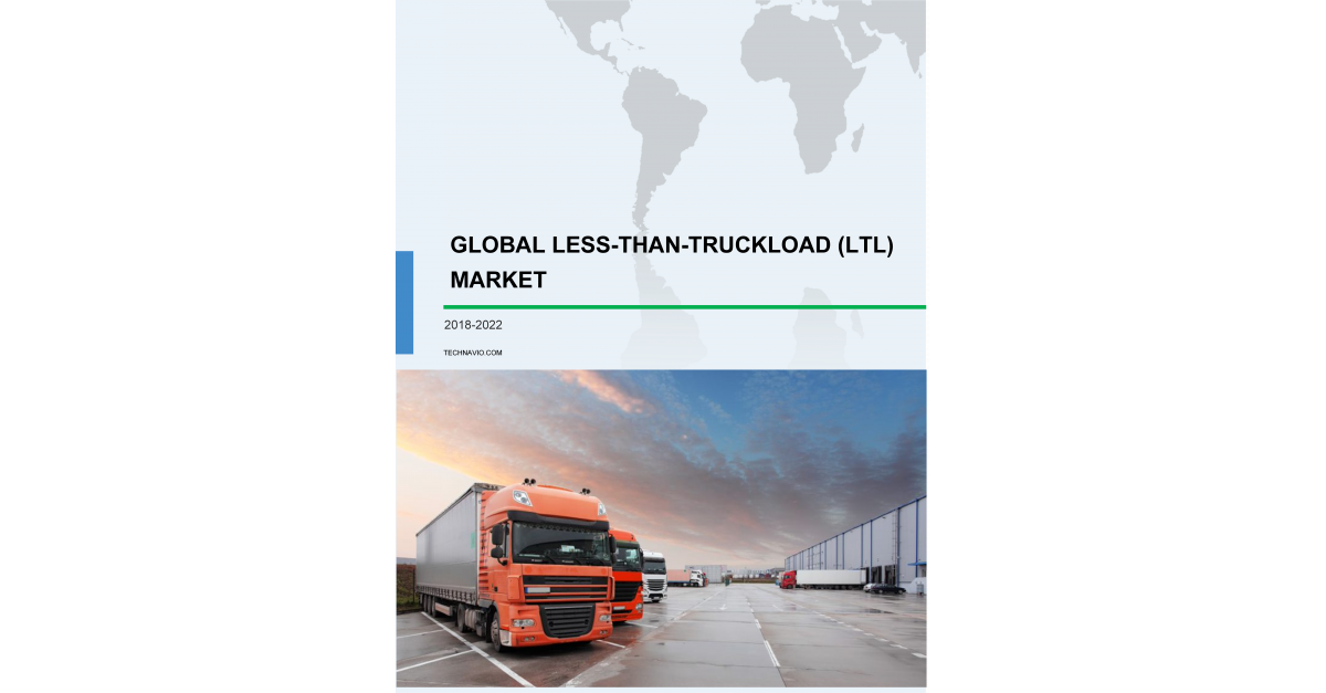 Less-Than-Truckload Market | Size, Share, Growth, Trends