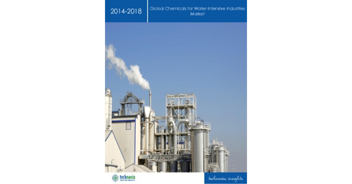 Chemicals for Water-intensive Industries Market Research Report