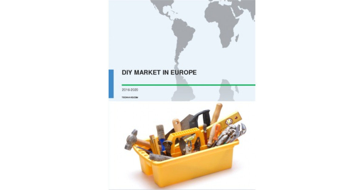 Diy Market In Europe Research Analysis Industry Trends 2020